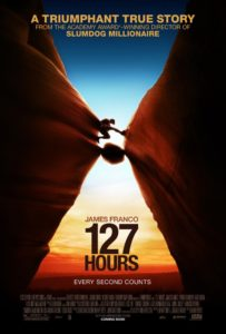 127 Hours Poster 203x300 - 10 Recent Almost Horror Movies for Genre Fans