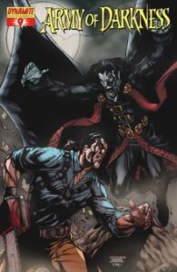 Army of Darkness Ash vs Classic Monsters 195x300 - Ash vs. Everyone: Eight of the Most Exciting Evil Dead/Army of Darkness Crossover Comics