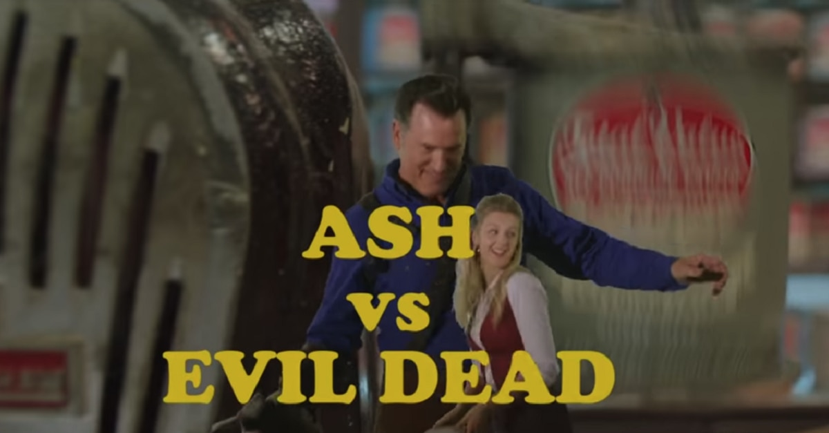 Ash vs Evil Dead - Ash vs Evil Dead Gets Groovy 70's Sitcom-Style Trailer