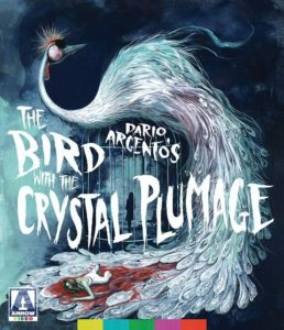 Bird with the Crystal Plumage The 1970 258x300 - DVD and Blu-ray Releases: February 13, 2018