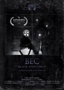 Black Eyed Child 214x300 - Black Eyed Child Short Film Review - Would Feel Right at Home Within the Insidious Universe