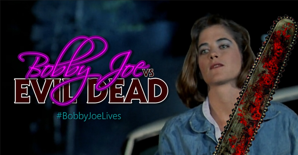 BobbyJoeLives - Bobby Joe vs Evil Dead: The Female-Driven Evil Dead Spin-Off That Should Have Been