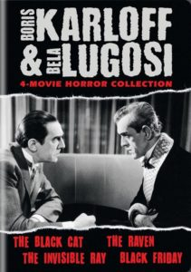 Boris Karloff and Bela Lugosi Horror Classics Collection 211x300 - DVD and Blu-ray Releases: February 6, 2018