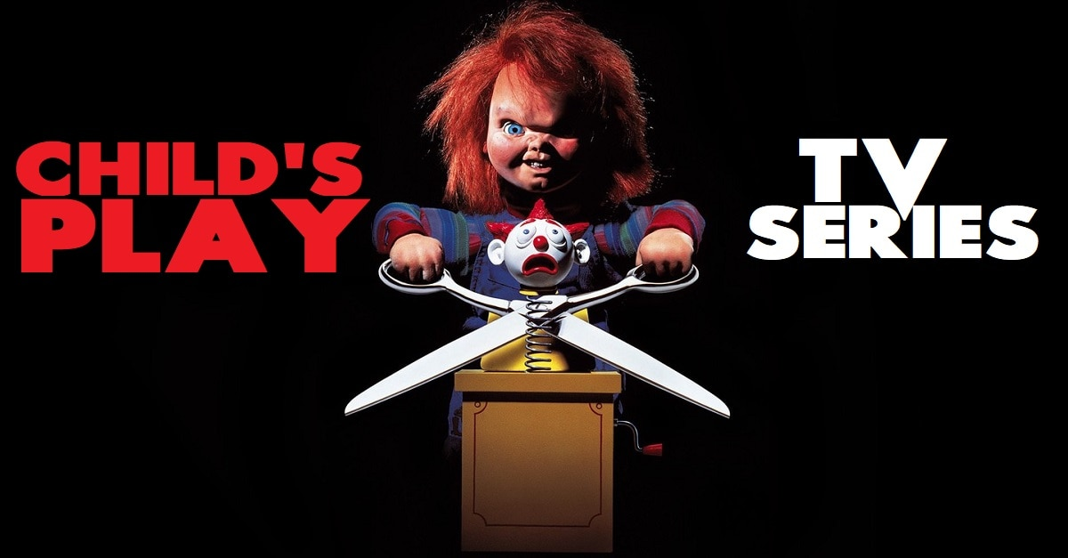 ChildsPlayTVSeries - Don Mancini Announces Child's Play TV Series!
