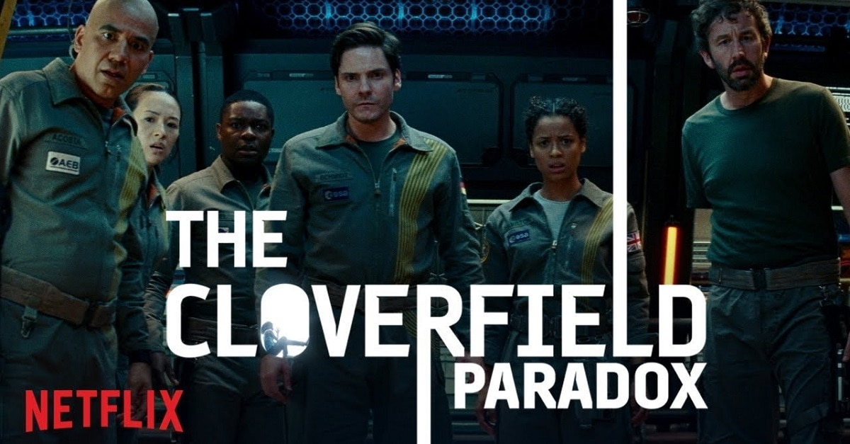 CloverfieldParadox - Did Netflix Pay Paramount $50 Million for The Cloverfield Paradox?!
