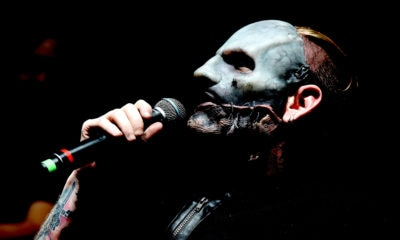 Corey Taylor Slipknot 400x240 - 10 Famous Hard Rockers Who Were in Horror Movies