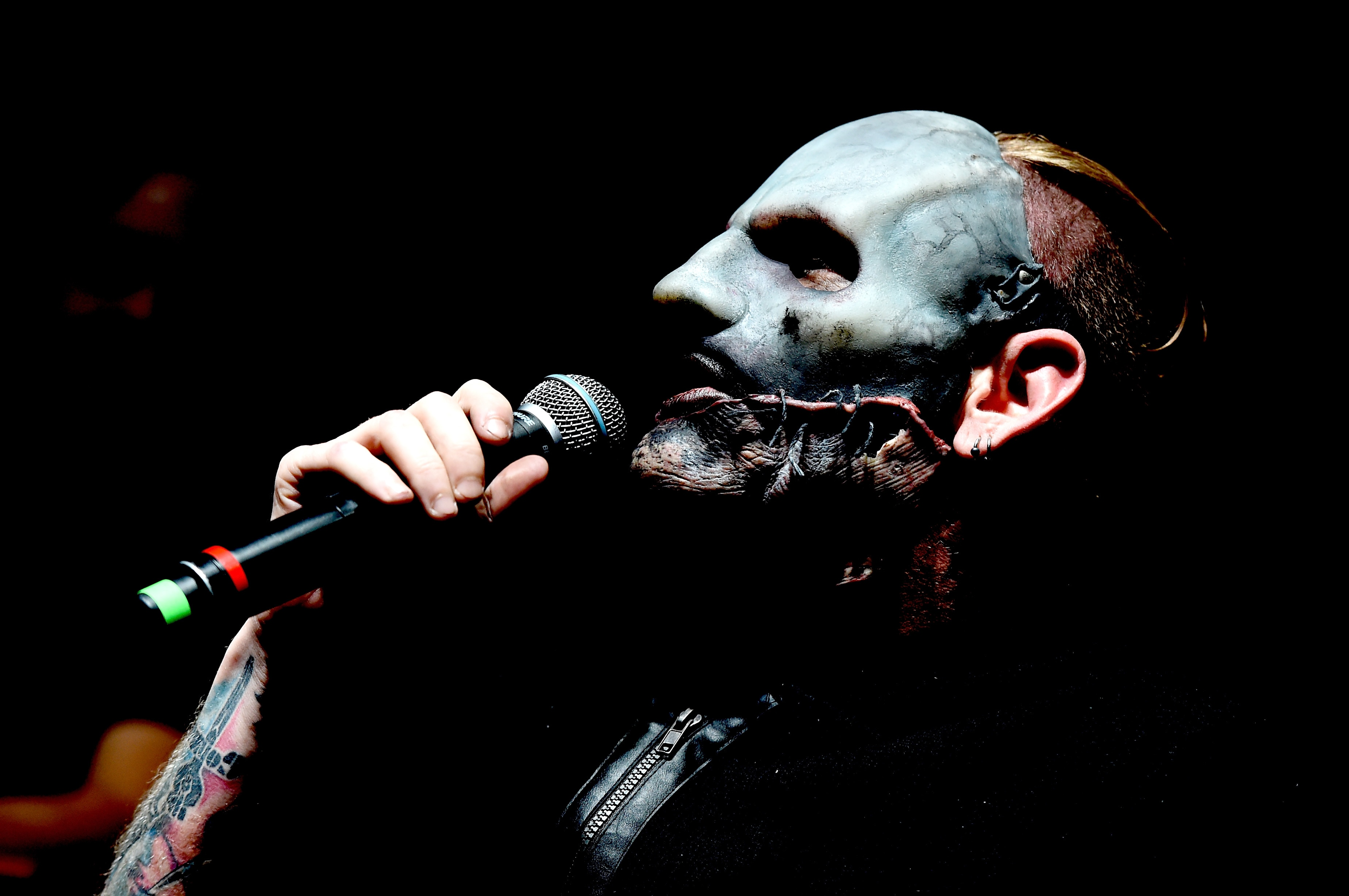 Corey Taylor Slipknot - 10 Famous Hard Rockers Who Were in Horror Movies