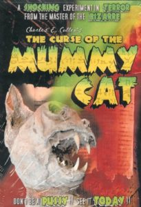 Curse Of The Mummy Cat The 2009 205x300 - DVD and Blu-ray Releases: February 13, 2018