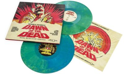 Dawn of the Dead Waxwork 400x240 - Goblin's Complete Dawn of the Dead Score Hits Vinyl via Waxwork this Tuesday