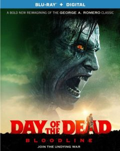 Day of The Dead Bloodline 2018 239x300 - DVD and Blu-ray Releases: February 6, 2018