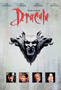 Dracula poster 206x300 - DC Horror Oscars Part II: Horror Movies That Were Nominated And/Or Won Academy Awards