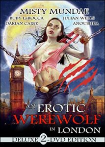 Erotic Werewolf in London An 2006 214x300 - DVD and Blu-ray Releases: February 6, 2018