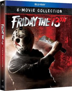 Friday The 13th The Ultimate Collection 235x300 - DVD and Blu-ray Releases: February 6, 2018