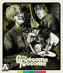 Gruesome Twosome The 1967 259x300 - DVD and Blu-ray Releases: February 6, 2018