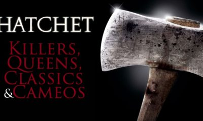 HatchetKillerQueens 400x240 - Killers, Queens, Classics, and Cameos: Adam Green's Hatchet Series