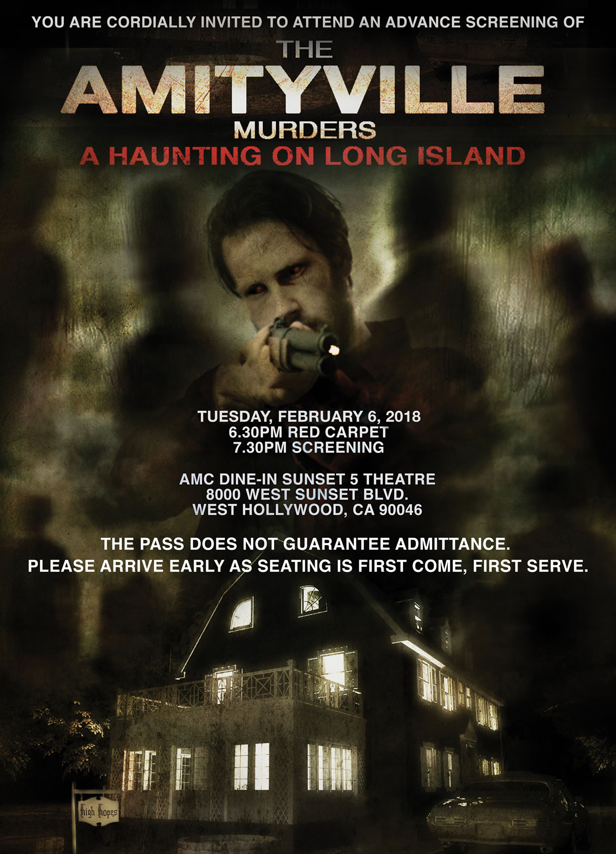 The Haunting On Long Island The Amityville Murders