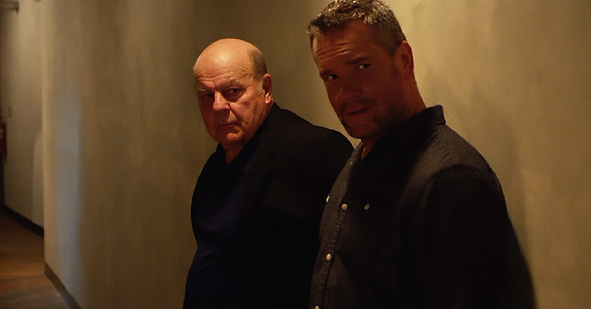 Ironside - The Harrowing Starring Michael Ironside and Arnold Vosloo Premiered at EFM