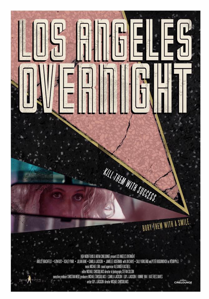 LA Overnight Poster - Los Angeles Overnight - Do Us a Favor and Watch This Exclusive Clip