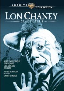 Lon Chaney Collection 210x300 - DVD and Blu-ray Releases: February 27, 2018