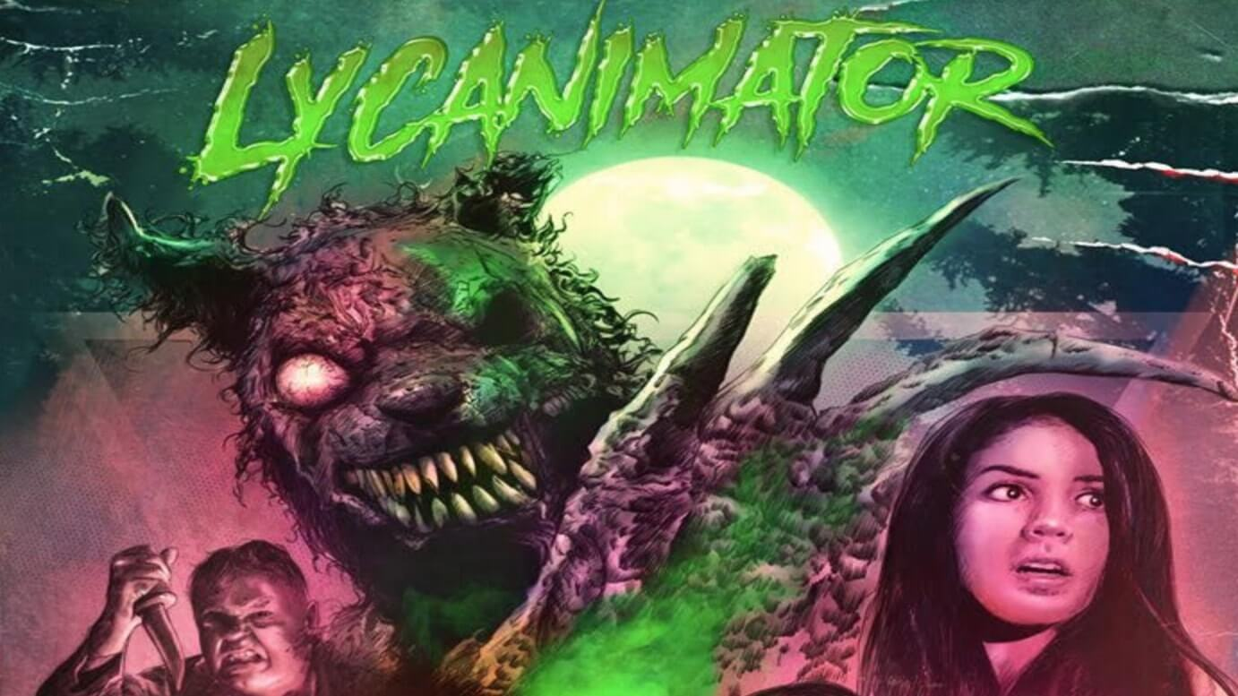 Lycanimator new poster 1 - Lycanimator Poster Turns the Crazy to Eleven