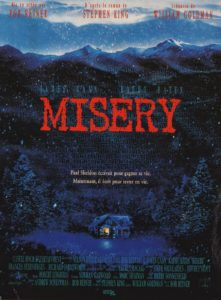 MISERY 221x300 - DC Horror Oscars Part II: Horror Movies That Were Nominated And/Or Won Academy Awards