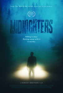 Midnighters 203x300 - Killing Is Easy: Trailer and Poster Julius Ramsay's Midnighters Starring Alex Essoe