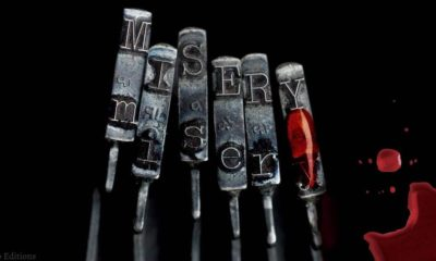 MiseryMacroPhotobanner 400x240 - Gorgeous Highly Limited Edition Signed Copies of Stephen King's Misery Coming This Summer