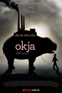 Okja Poster 202x300 - 10 Recent Almost Horror Movies for Genre Fans