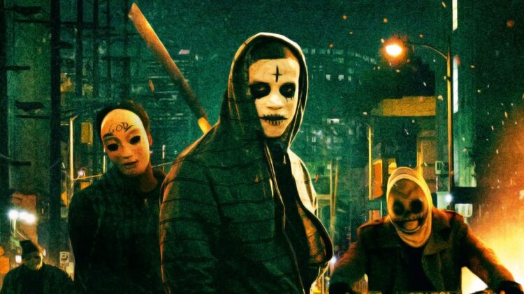 Purge 750x422 - Blumhouse's The Purge TV Series Lands Leads with Gabriel Chavarria and Jessica Garza