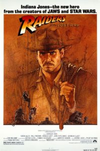 Raiders of the Lost Ark 1981 Poster 199x300 - 10 Terrifying Moments from Kids' Movies That Haunted Our Childhoods