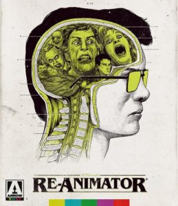 Re Animator 1985 259x300 - DVD and Blu-ray Releases: February 13, 2018