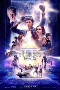 ReadyPlayerOne 202x300 - Jurassic Park T-Rex Stomps Through Ready Player One Trailer #3