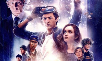 ReadyPlayerOne Copy 400x240 - Ready Player One Poster is Pure 80's Nostalgia