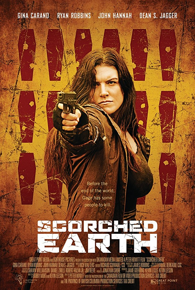 ScorchedEarthArt2 - Interview: Gina Carano Walks Us Along The Scorched Earth