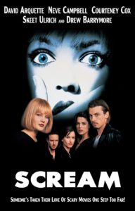 Scream Poster 192x300 - What's It Like Being a Working Actor? Let's Find Out!