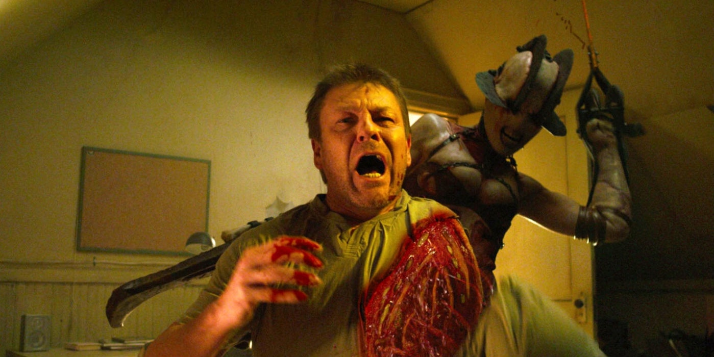 "Silent Hill Revelation Sean Bean Dream Death - Silent Hill: Revelation Director Opens Up On Movie's Failings; ""It Was a Nightmare Dance"""