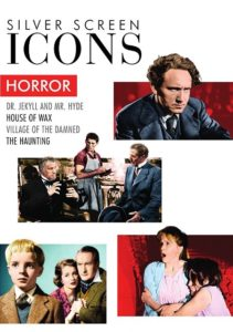 Silver Screen Icons Horror 211x300 - DVD and Blu-ray Releases: February 6, 2018