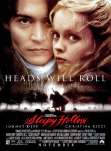 Sleepy Hollow 220x300 - DC Horror Oscars Part II: Horror Movies That Were Nominated And/Or Won Academy Awards
