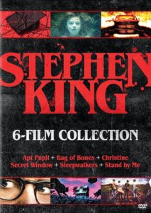Stephen King 6 Film Collection 213x300 - DVD and Blu-ray Releases: February 6, 2018