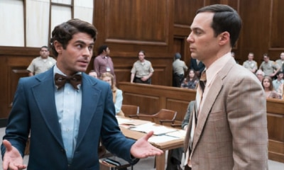 Ted Bundy 400x240 - First Look: Jim Parsons and Kaya Scodelario in Zac Efron Ted Bundy Flick