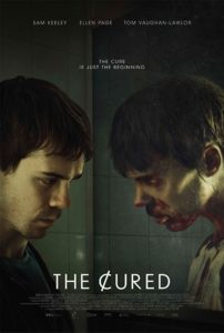 The Cured 2018 Movie Poster 202x300 - The Cured Review - Ellen Page Fights for Her Life