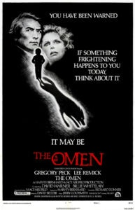 The Omen 193x300 - DC Horror Oscars Part II: Horror Movies That Were Nominated And/Or Won Academy Awards
