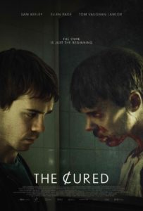 TheCurdedPoster 203x300 - Ellen Page Zombie Movie The Cured Poster Lets Us Know The Cure Is Only the Beginning