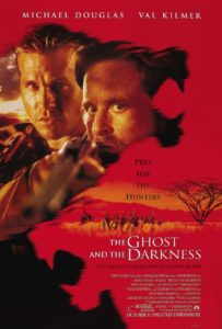 The Ghost and the Darkness 203x300 - DC Horror Oscars Part II: Horror Movies That Were Nominated And/Or Won Academy Awards