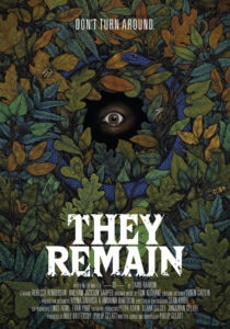 They Remain poster 210x300 - Exclusive: They're Crawling Everywhere in This THEY REMAIN Clip