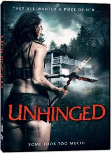 Unhinged 2017 218x300 - DVD and Blu-ray Releases: February 6, 2018