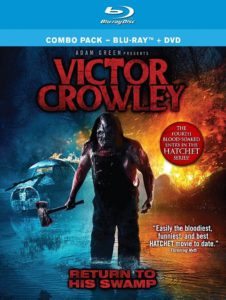 Victor Crowley 2017 226x300 - DVD and Blu-ray Releases: February 6, 2018