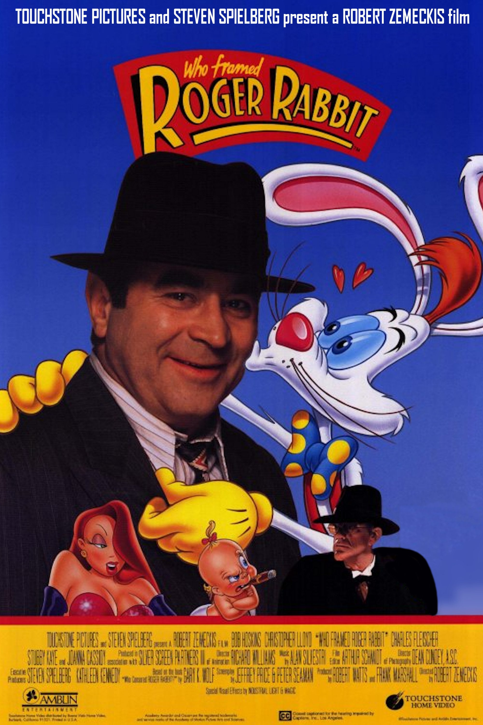 Modern Is Who Framed Roger Rabbit A Disney Movie Component - Picture ...