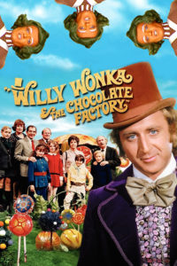 Willy Wonka and the Chocolate Factory 1971 Poster 200x300 - 10 Terrifying Moments from Kids' Movies That Haunted Our Childhoods