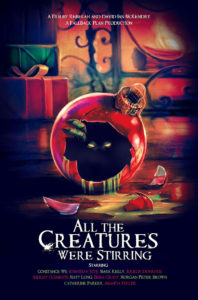 allthecreatureswerestirringposter 198x300 - For ALL THE CREATURES WERE STIRRING Director Rebekah McKendry Juggled Filmmaking & Childbirth